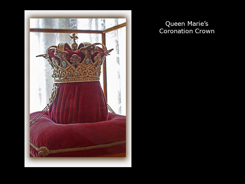 Queen Marie's Coronation Crown