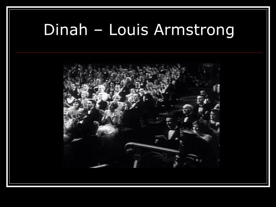 Dinah – Louis Armstrong