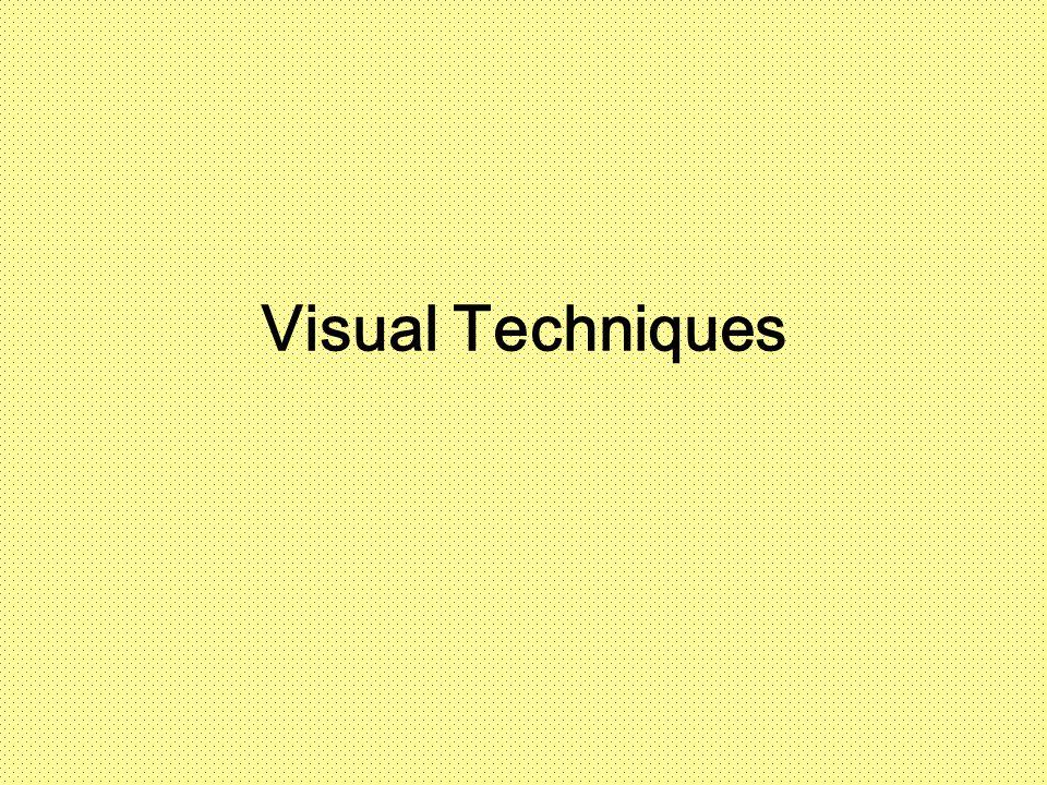 Visual Techniques