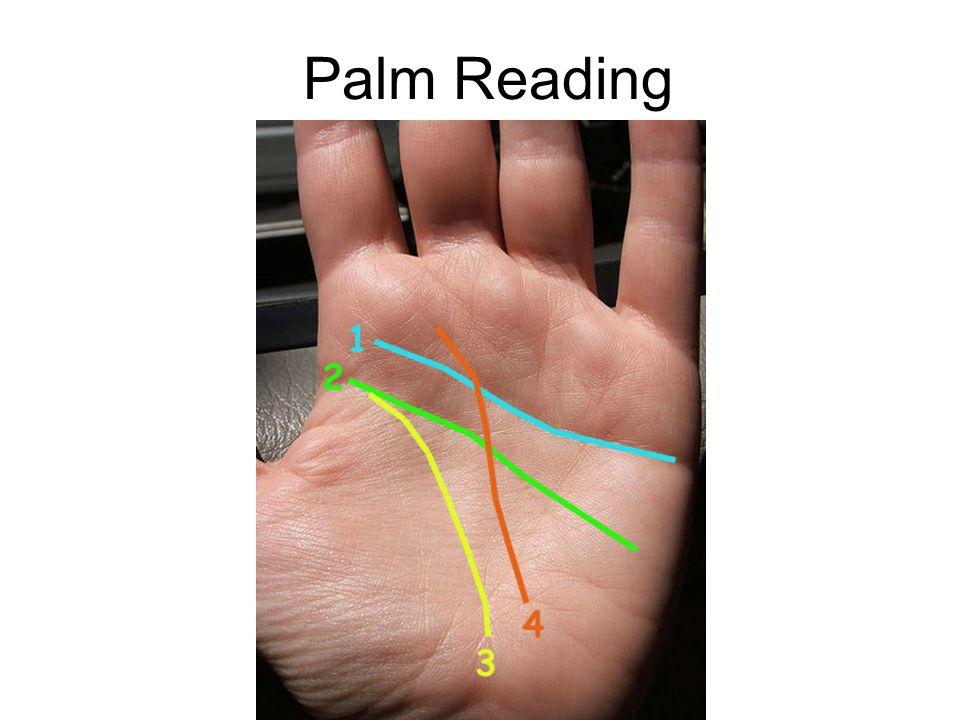 Palm Reading