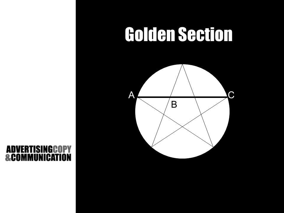 Golden Section AC B