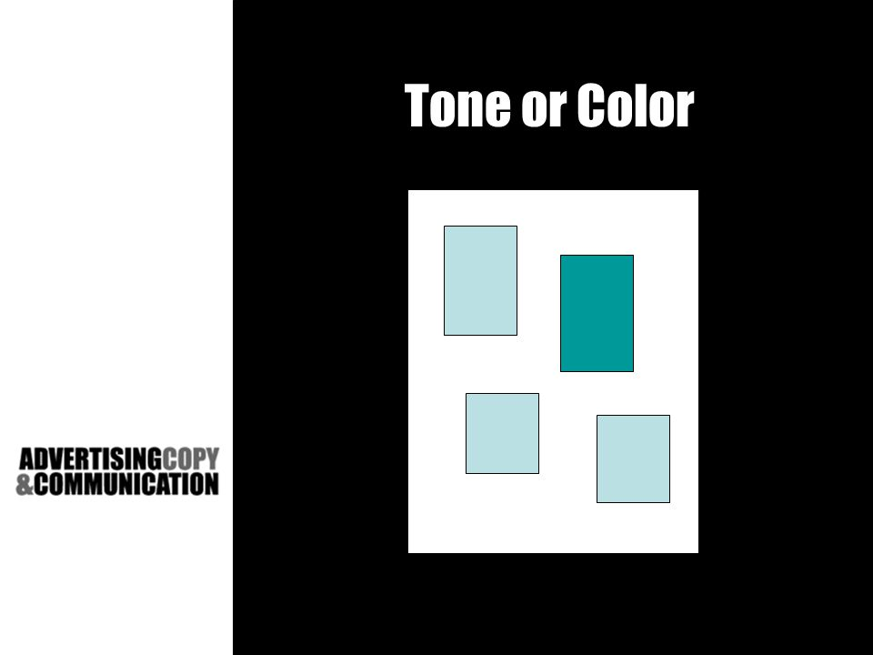 Tone or Color