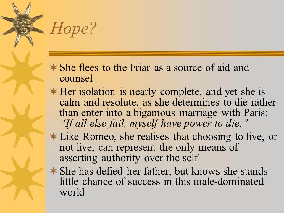 Hope.