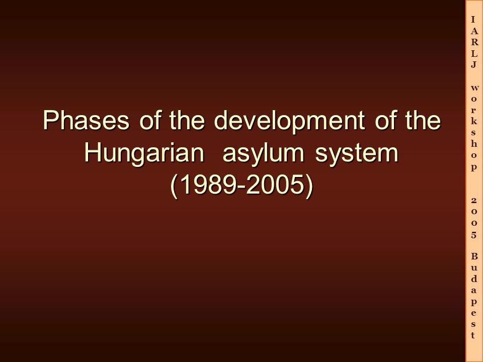 IARLJworkshop2005BudapestIARLJworkshop2005Budapest BOLDIZSÁR NAGY E-mail: nagyboldi@ajk.elte.hu www.nagyboldizsar.hu EÖTVÖS LORÁND TUDOMÁNYEGYETEM International Law Deprtment Budapest, 1364, Pf.