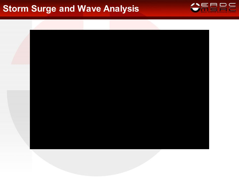 Storm Surge and Wave Analysis