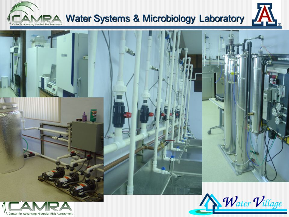 Water Systems & Microbiology Laboratory