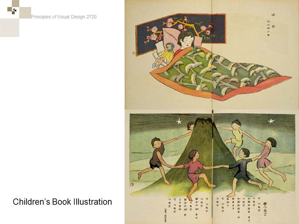 Principles of Visual Design 2720 Children's Book Illustration