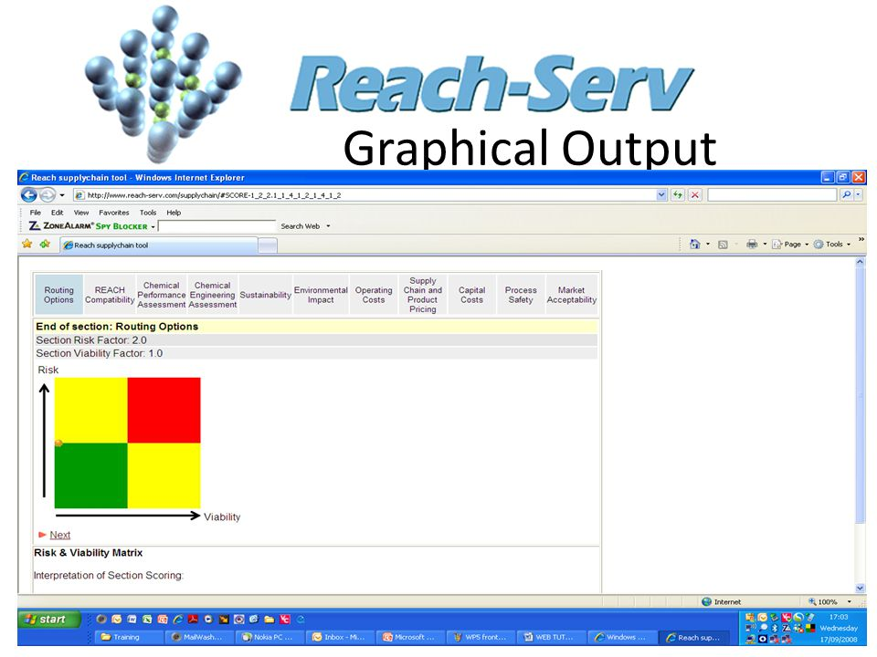 Graphical Output 35