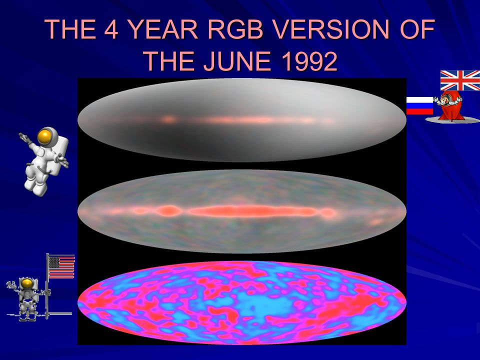 THE 4 YEAR RGB VERSION OF THE JUNE 1992