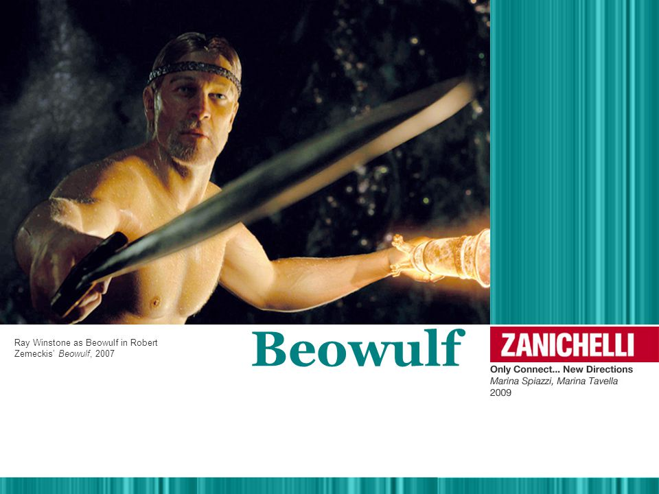 Beowulf Ray Winstone as Beowulf in Robert Zemeckis' Beowulf, 2007