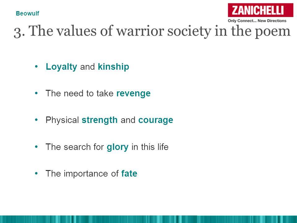 Loyalty and kinship 3.