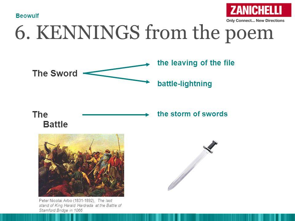 The Sword 6.