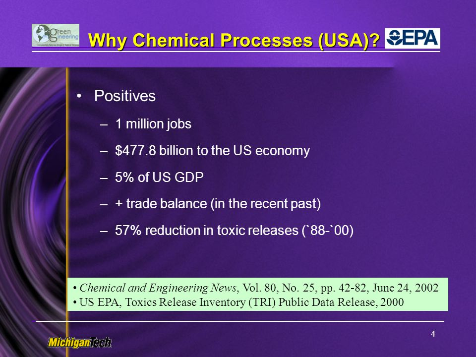 5 Why Chemical Processes (USA).