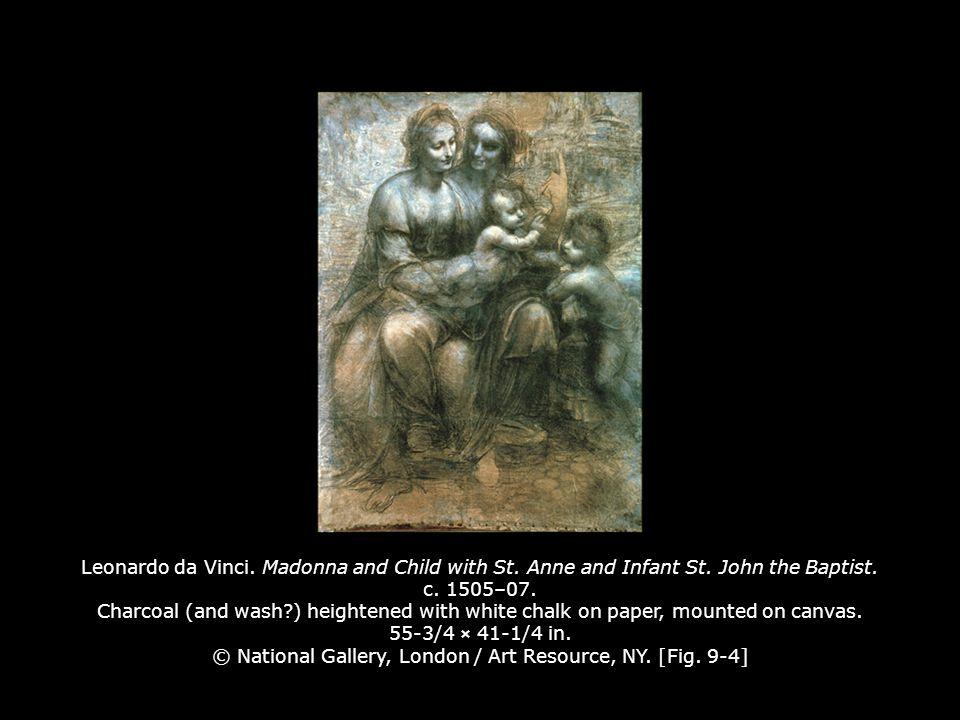 Leonardo da Vinci.Study for a Sleeve. c. 1510–13.