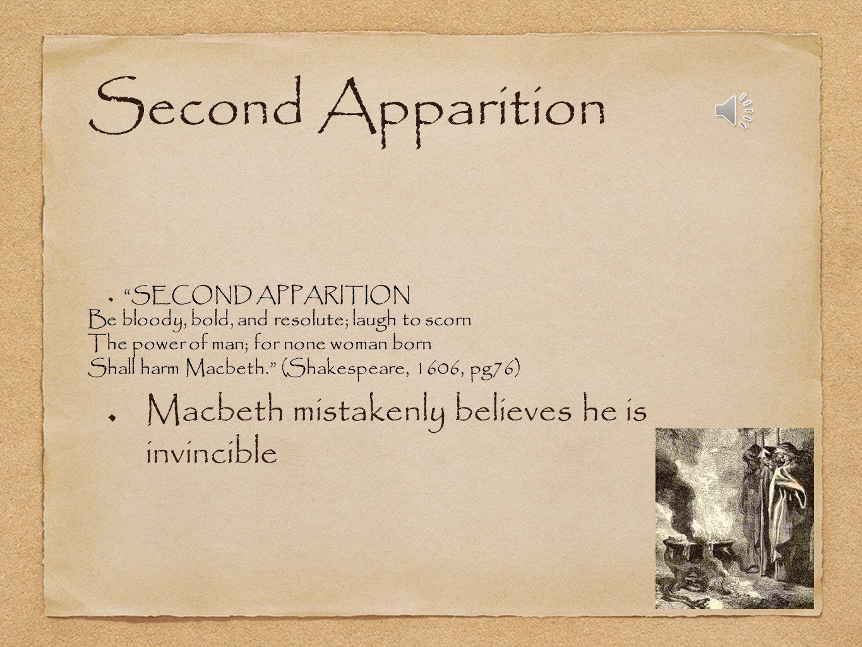 First Apparition FIRST APPARITION Macbeth. Macbeth.