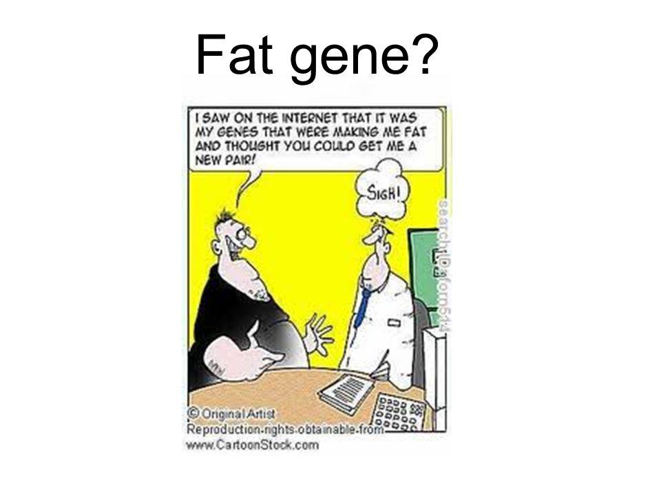 Infidelity gene?