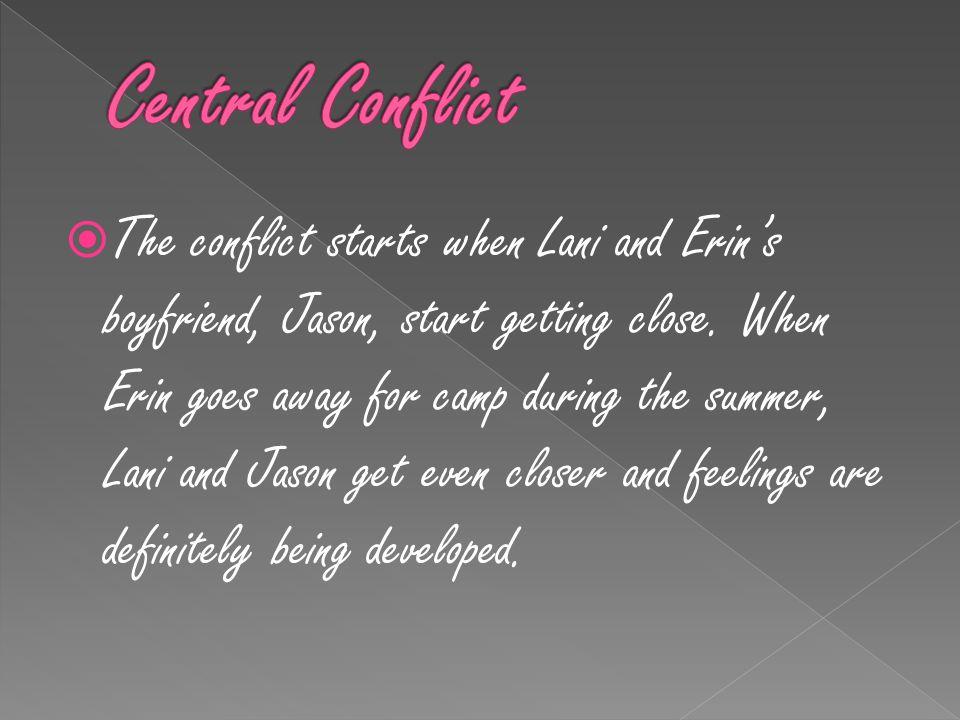  Blake: Lani and Erin's best friend  Bianca: Mean girl who doesn't like Lani  Jason: Erin's boyfriend
