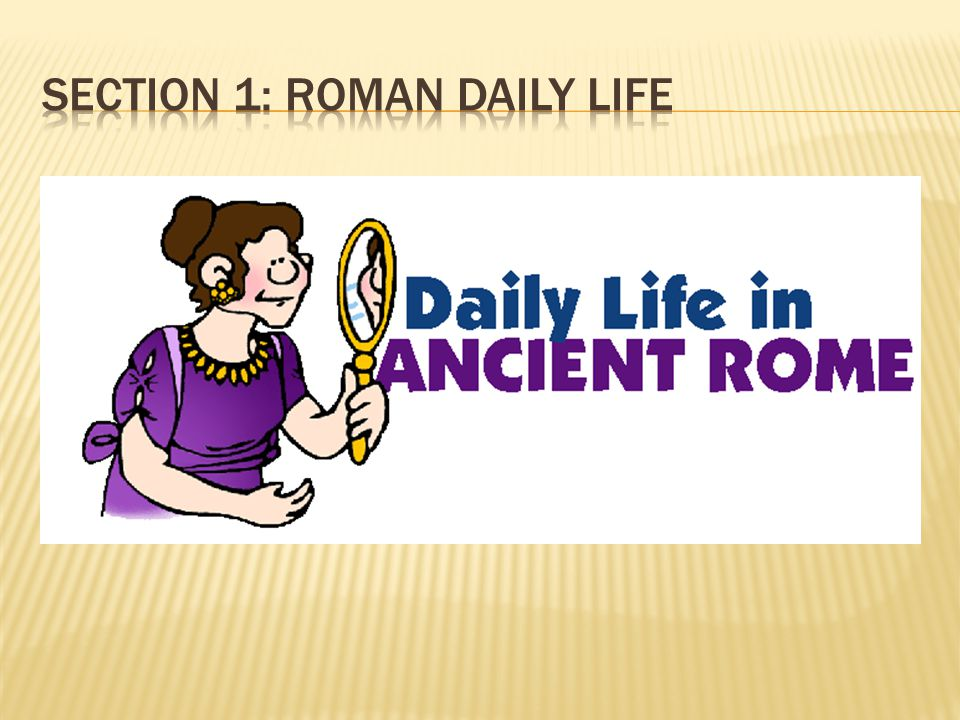  Roman society had a small number of rich people  In contrast, there were many poor people and slaves  There was a huge gap between the poor and the wealthy  Many poor Romans were unemployed, depending on support from the government  In order to prevent riots, the emperors provided free grain at the Colosseum