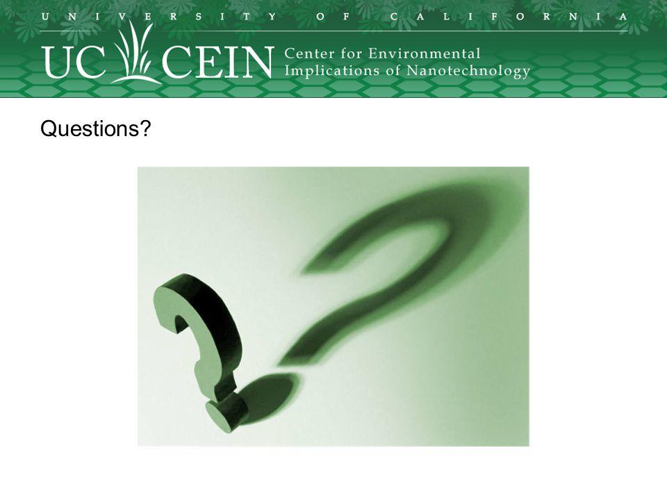 NSF: EF-0830117 Questions