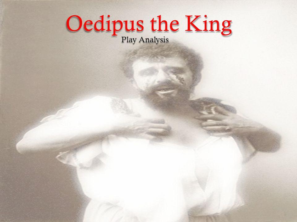Oedipus the King Play Analysis