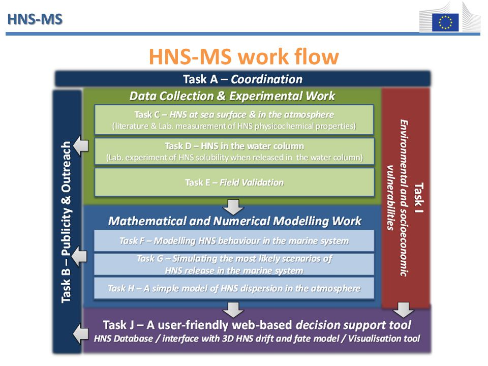 HNS-MS Project resume HNS-MS work flow