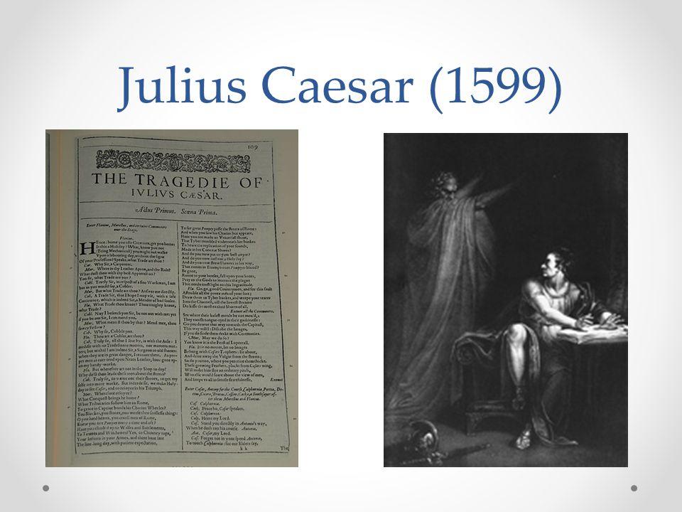 Julius Caesar (1599)