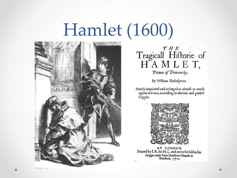 Hamlet (1600)