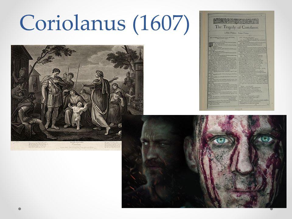 Coriolanus (1607)