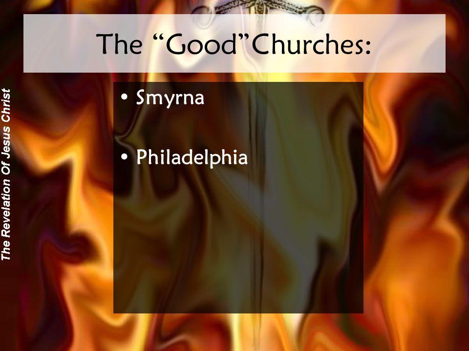 The Revelation Of Jesus Christ The Bad Churches: Laodicea