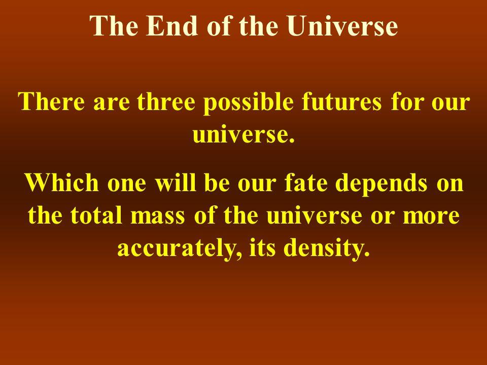 Now Let's Destroy The Universe !!