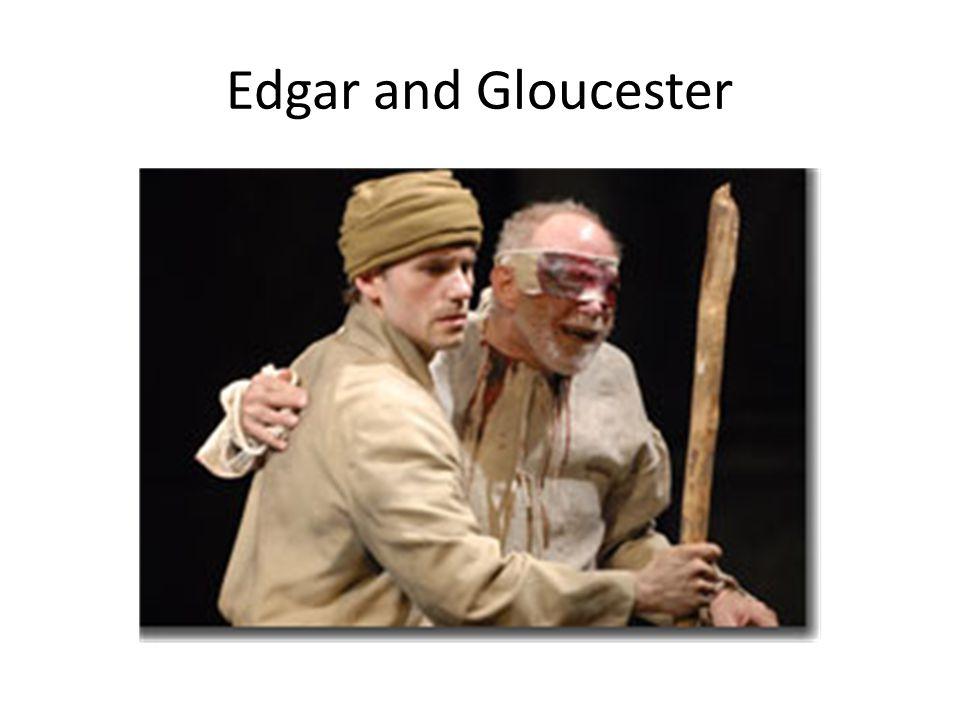 Edgar and Gloucester