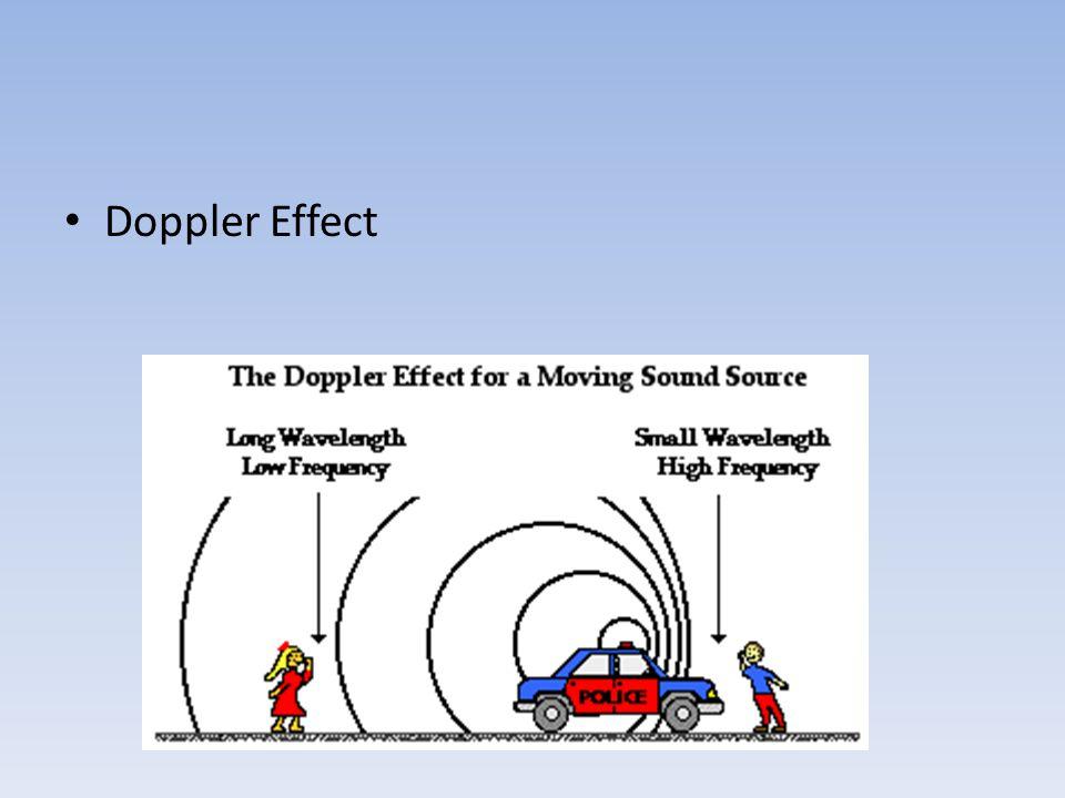 apparent shift toward longer wavelengths of light when a luminous object moves away from the viewer