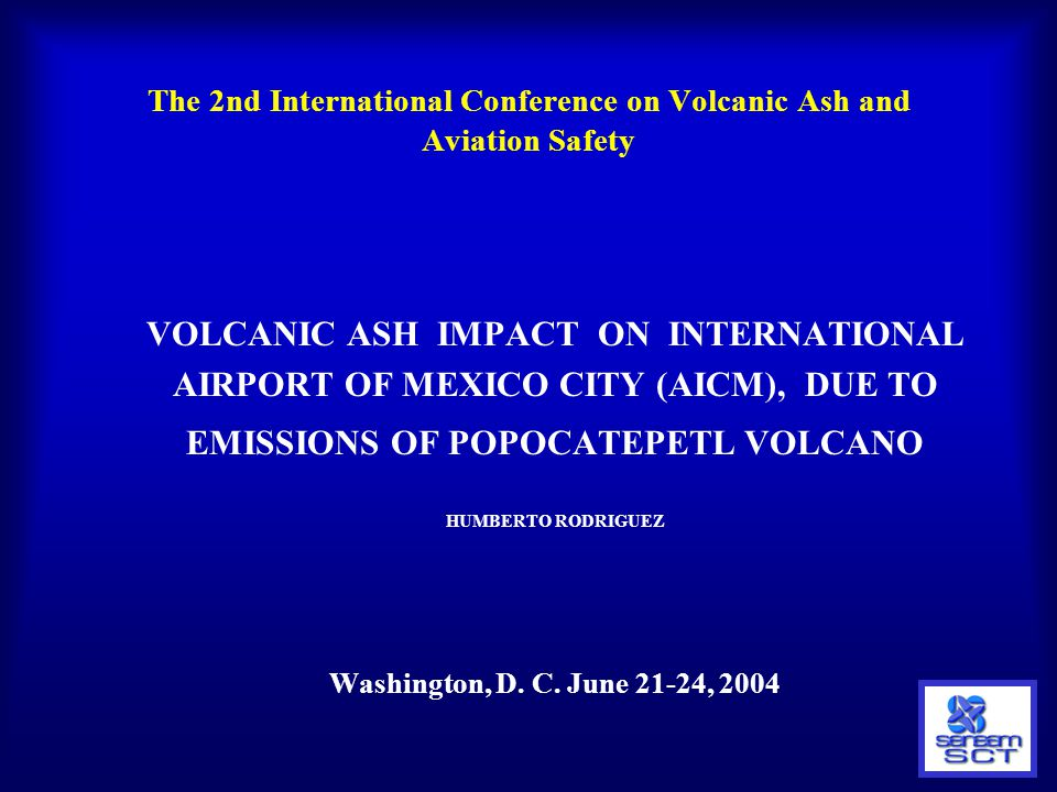 AICM FEATURES ABOUT 831 OPERATIONS TAKE PLACE DAILY LAST YEAR ABOUT 21 MILLION PASSENGERS USED THE AICM IT IS LOCATED IN THE NE MEXICO CITY AREA AT 35NM NW OF POPOCATEPETL VOLCANO ELEVATION: 7316 FT GEOGRAPHICAL LOCATION: 19° 25'N - 99° 05'W