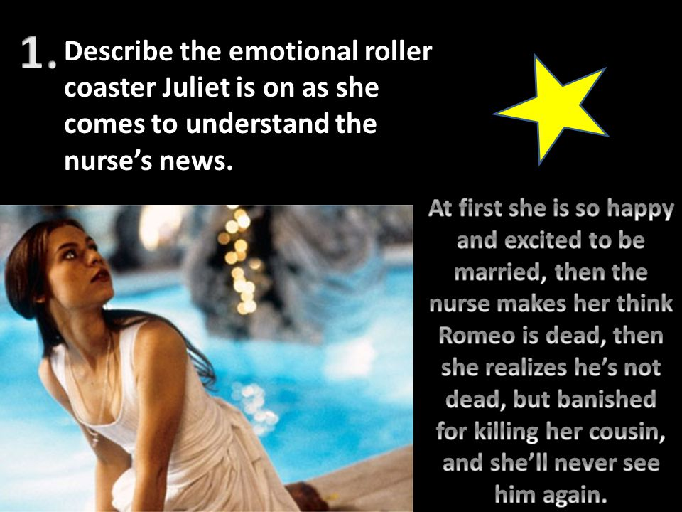 How do we know Juliet will remain true to Romeo?
