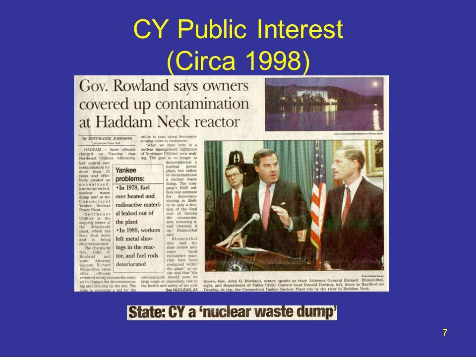 7 CY Public Interest (Circa 1998)