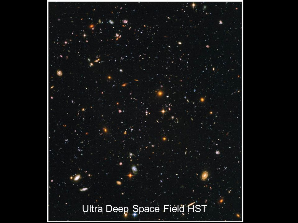 Copyright © 2010 Pearson Education, Inc. Chapter 17 Cosmology Ultra Deep Space Field HST