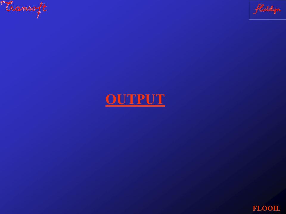OUTPUT FLOOIL