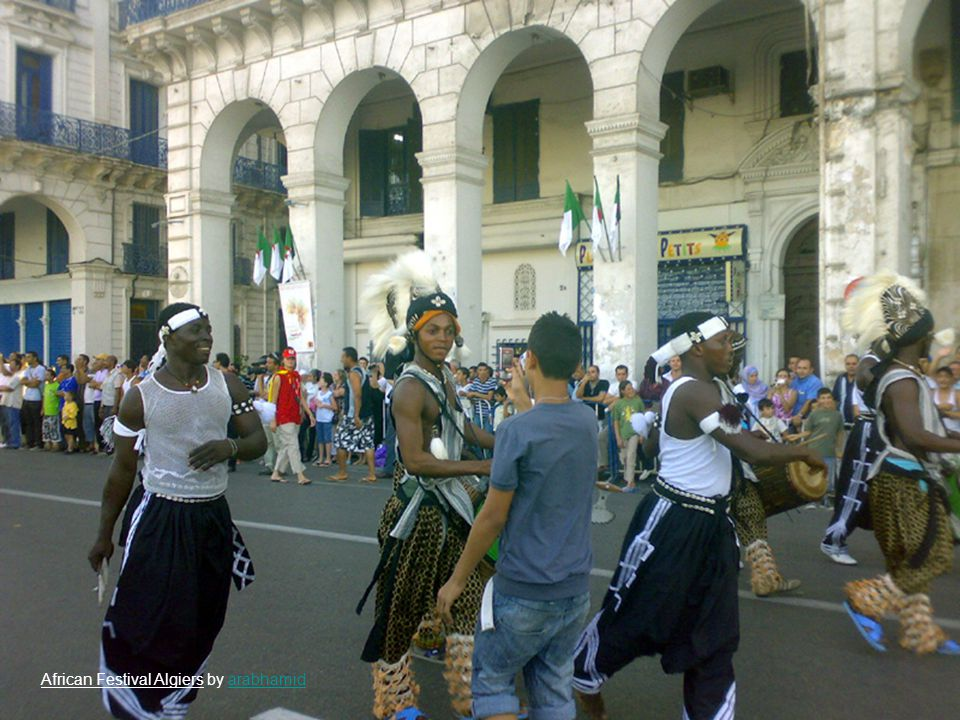 African Festival Algiers by arabhamidarabhamid