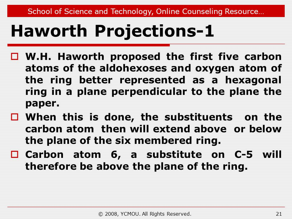 School of Science and Technology, Online Counseling Resource… Haworth Projections-1  W.H.