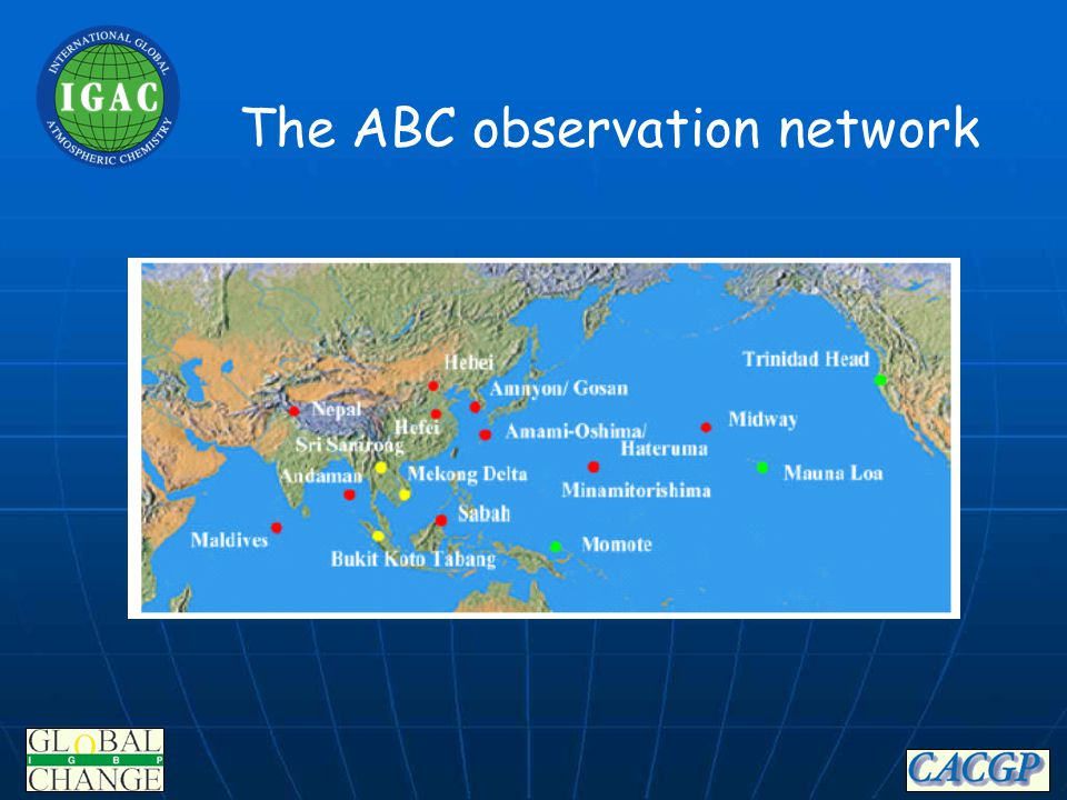 The ABC observation network