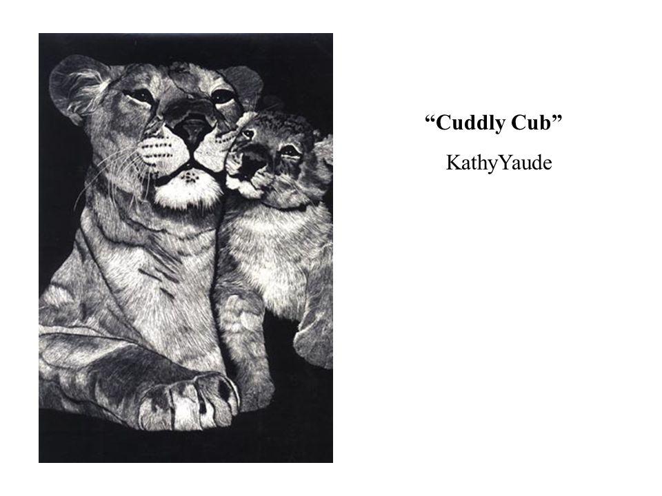 Cuddly Cub KathyYaude