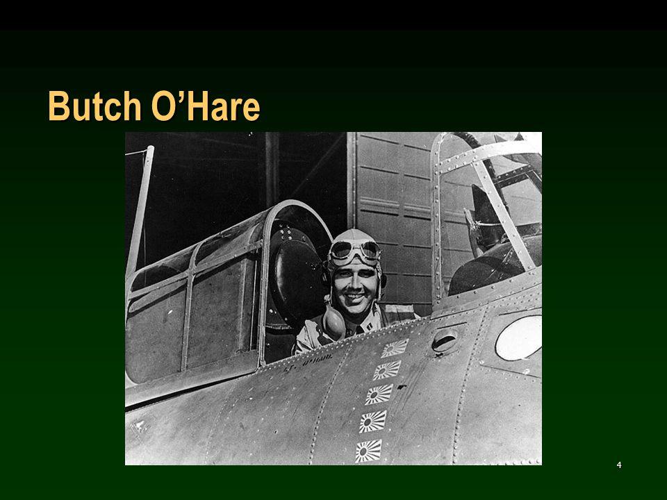4 Butch O'Hare