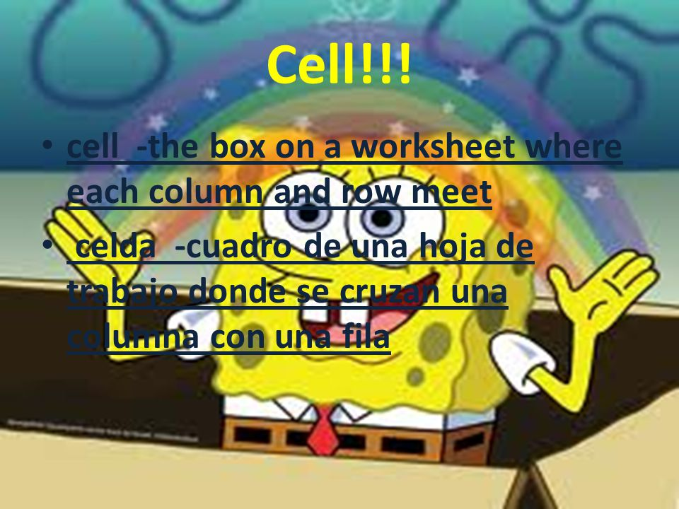 Cell!!.