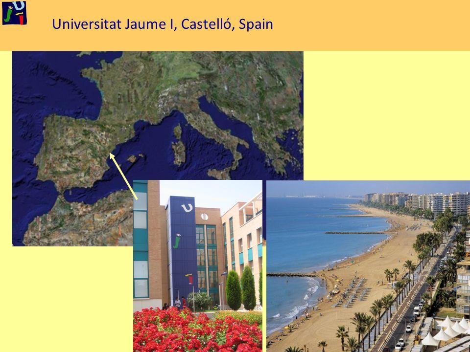 Universitat Jaume I, Castelló, Spain