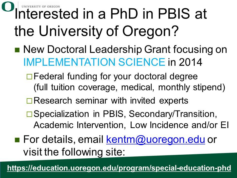Contact Information Kent McIntosh Special Education Program 1235 University of Oregon Eugene, OR 97403 kentm@uoregon.edu Handouts: http://kentmcintosh.wordpress.com Cannon Beach, Oregon © GoPictures, 2010