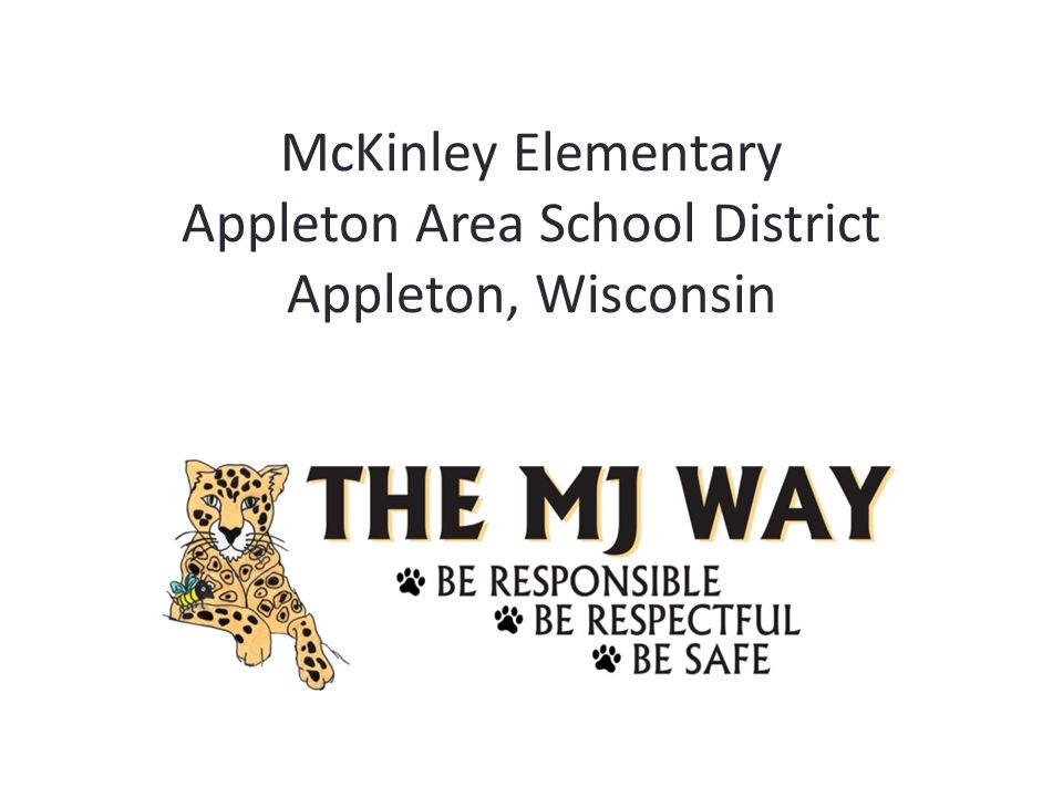 McKinley Elementary Appleton Area School District Appleton, Wisconsin