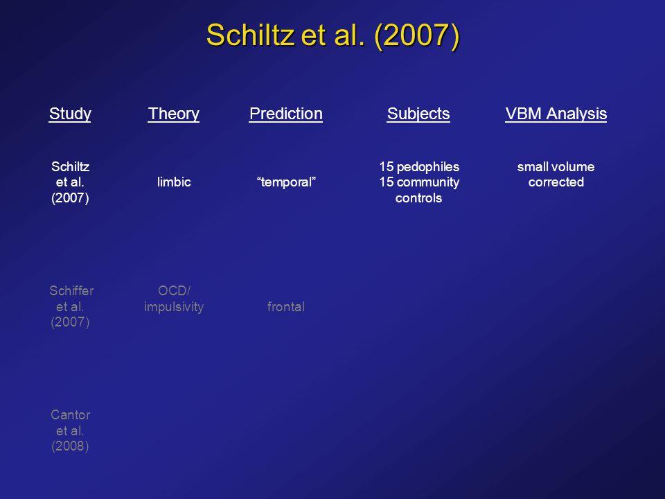 Schiltz et al.