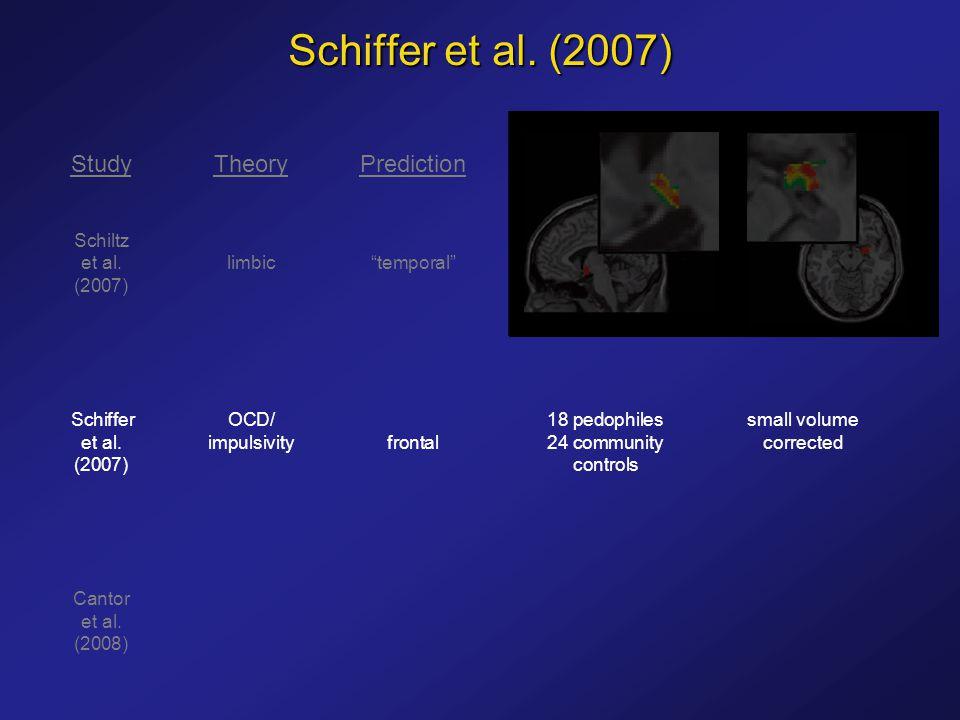 Schiffer et al.