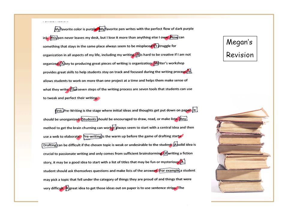 Megan's Revision