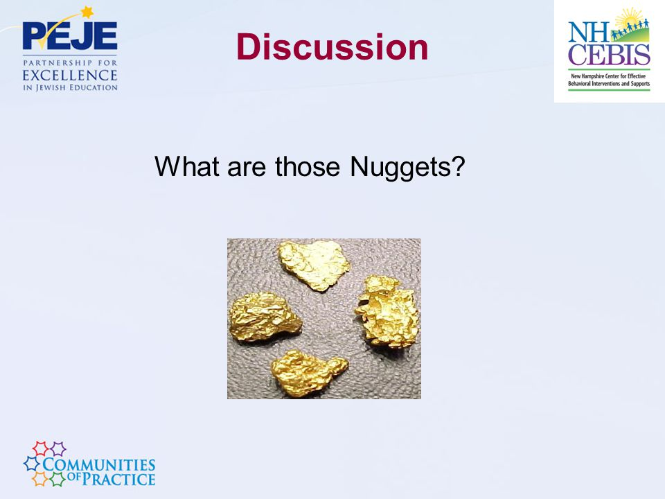 Discussion What are those Nuggets